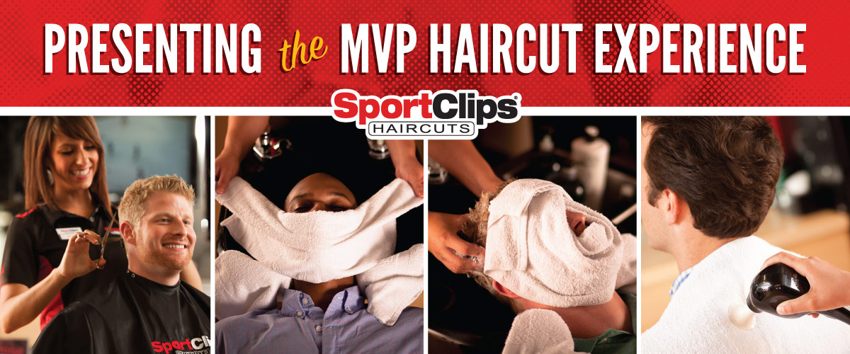 The Sport Clips Haircuts of Hyde Park MVP Haircut Experience
